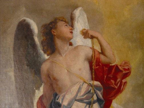 L'angelo dell'Agneni