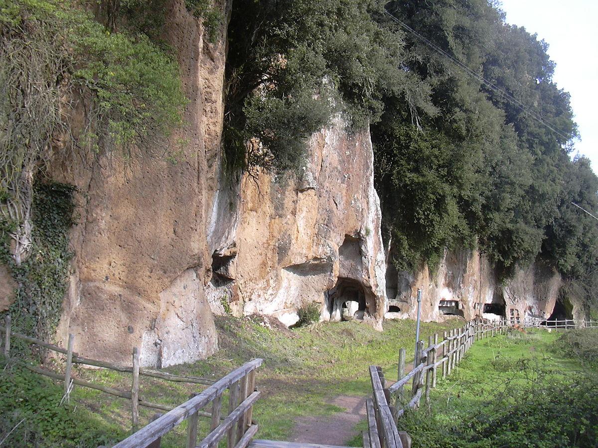 Parco Archeologico - Antichissima città di Sutri